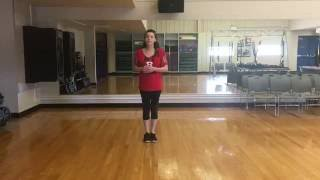 "JKDT Routine 2 - ""Can't Stop The Feeling"" with COUNTS"