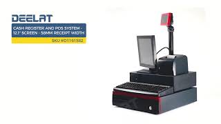 Cash Register and POS System - 12.1