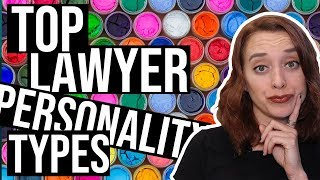Lawyer Personality Types | Top 5 Myers-Briggs Types!