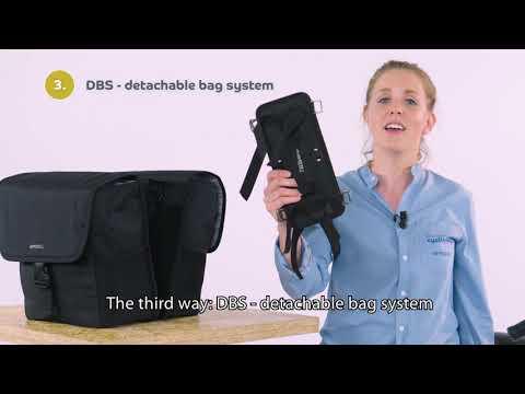 Basil DBS plate For avtagbare vesker Deler