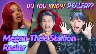 K Pop Artist Reaction] Megan Thee Stallion   Realer