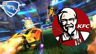 Hagrid = Colonel Sanders (KFC) !? (Rocket League Funny Moments #6)