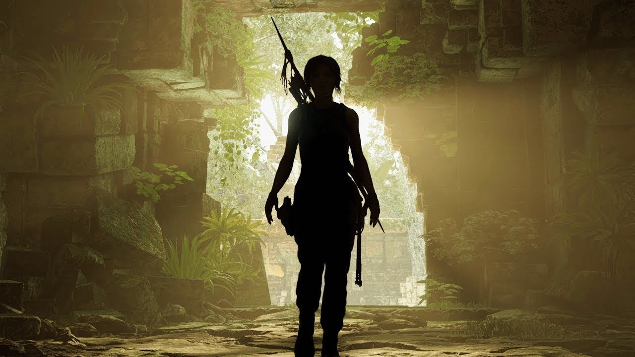 Video SHADOW OF THE TOMB RAIDER - CROFT STEELBOOK EDITION [XBOX ONE]