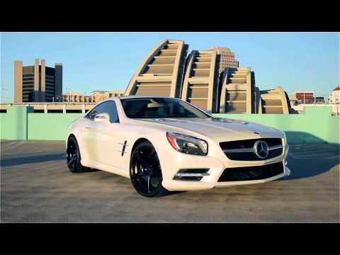 Mercedes  SL550 | on Niche Sport Series GT-5  Wheels | Rims