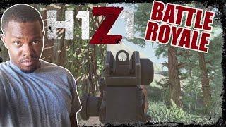 H1Z1 Hardcore Battle Royale Gameplay - PINNED DOWN | H1Z1 Hardcore Mode