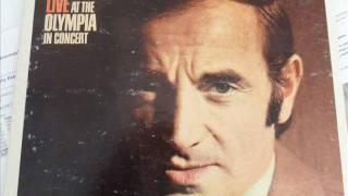 Charles Aznavour  SA JEUNESSE - HIER ENCORE - Unique