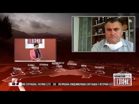 Gost Vijesti u 16:30: Mihajlo Vujović, Menadžer opštine Bileća (VIDEO)