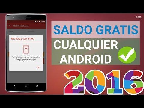 Conseguir Saldo Gratis en Android 2016 | Pro Gadget Review