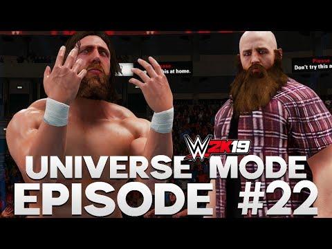 WWE 2K19 | Universe Mode - 'ALWAYS IN HIS SHADOW! | #22