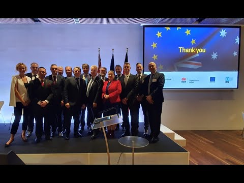 Europe Day 2021 Online: Europe and Australia - Opportunities in Recovery