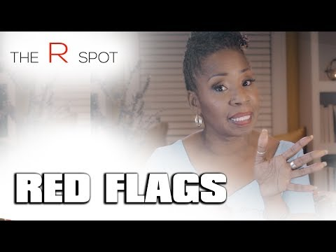 The R Spot: Red Flags