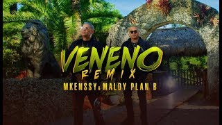 Veneno (Remix) - Maldy (Video)