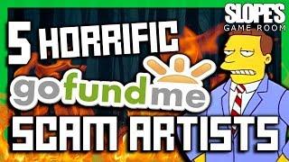 5 Horrific GO FUND ME scam artists - SGR #KickScammers