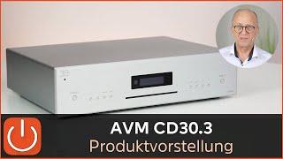 Produktvorstellung AVM CD30.3 - das perfekte CD-Universaltalent - THOMAS ELECTRONIC ONLINE SHOP -