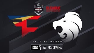 FaZe vs North - ELEAGUE Premier 2017 - map2 - de_inferno [yXo, Enkanis]