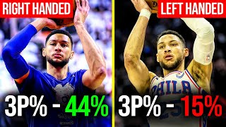 The Secret Truth: Is Ben Simmons Shooting With the WRONG Hand?