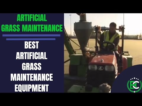 Artificial Grass Maintenance Services | Artificial Grass Maintenance Equipment | Soft Surfaces