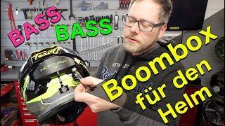 Subwoofer für den Helm / Headwave / Quad-Vlog ToxiQtime