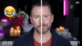 2016 VS 2021 CONCEALER!!!! by Wayne Goss