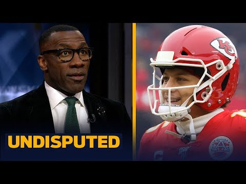 Shannon Sharpe reacts to Patrick Mahomes, Chiefs' comeback win over Texans | NFL | UNDISPUTED
