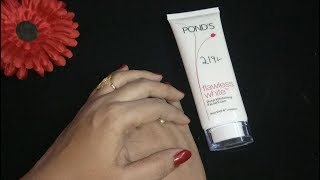 Ponds Flawless White Deep Whitening Facial Foam Review Ll Magical Fairness In Just One Wash 100%