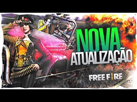 🔴TUDO SOBRE A NOVA ATUALIZAÇÃO DO FREEFIRE!?!
