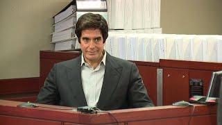 Legendary Magician David Copperfield Reveals His Secrets in Court