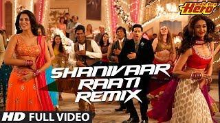 Shanivaar Raati (Remix) Full VIdeo Song | Main Tera Hero | Arijit Singh | Varun Dhawan