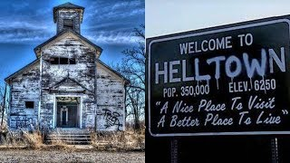 The 10 Creepiest Ghost Towns in The World