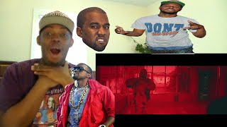 ScHoolboy Q - THat Part Feat. Kanye West REACTION!!! MY FAVORITE BANGER OUT RIGHT NOW!!!