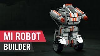 Xiaomi MI Robot Builder - zabava je zagarantovana