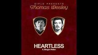 Heartless   Diplo (Thomas Wesley)  Ft Morgan Wallen   Lyrics