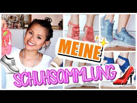 MEINE SCHUHSAMMLUNG ♥ + mega SPARTIPP! | Nhitastic