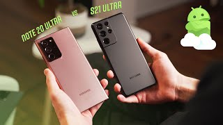 Samsung Galaxy S21 Ultra 5G vs Samsung Galaxy Note20 Ultra 5G: Which is worth buying in 2021?