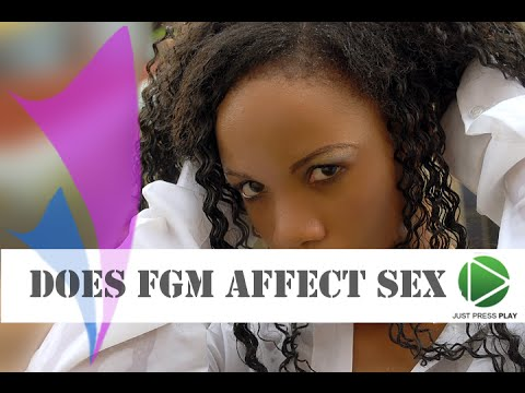 Does FGM affect SEX ?