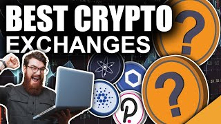 BEST Site to Buy Altcoins (Crypto Exchanges Guide 2021)