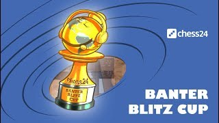 Banter Blitz Cup -  GM Jan Gustafsson vs. IM Carlos Suárez