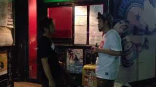 サイプレス上野とロベルト吉野『「TIC TAC」 TOUR 2013~筆おろし~』 2013.5.11(土)@神奈川 CLUB LIZARD YOKOHAMA 告知