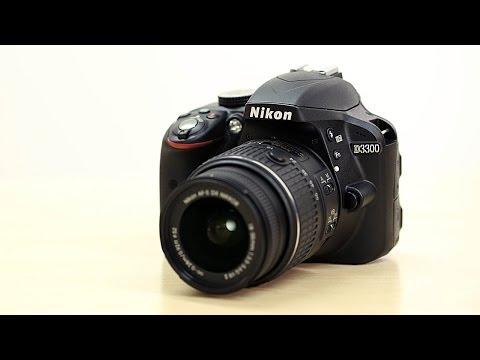 Nikon D3300 - Unboxing & Test (deutsch) | CHIP