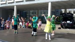 """Праздник детского танца в Сестрорецке. Танец """"Кузнечик"""""""