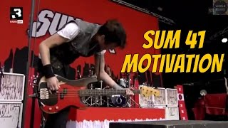 Sum 41   Motivation And 88 Live (2016)