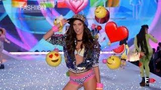 "VICTORIA'S SECRET Fashion Show 2013 Focus on ""SARA SAMPAIO"" by Fashion Channel"