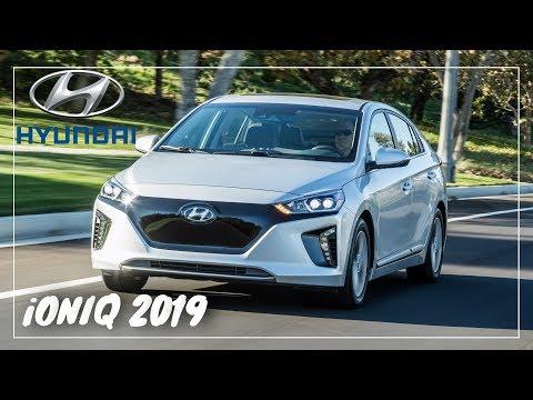 Novo Hyundai Ioniq 2019 100% elétrico - Detalhes e Especificações | Top Carros