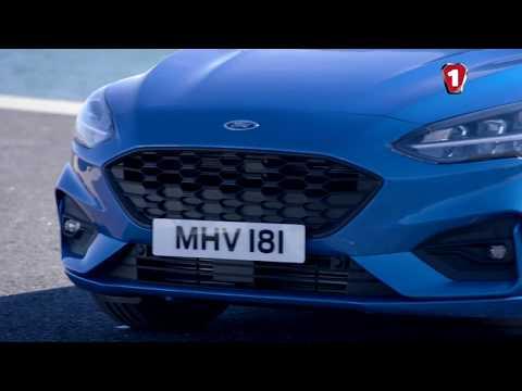 Ford Focus Hatch Хетчбек класса C - тест-драйв 1