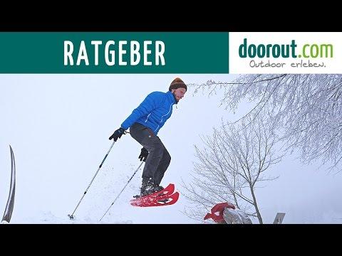 Wandern im Schnee - Der Schneeschuhratgeber - Schneeschuhe im Vergleich