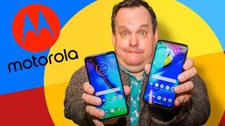 Motorola Moto G Stylus and Motorola Moto G8 Power: Motorola's budget phones get niche, and that's a good thing
