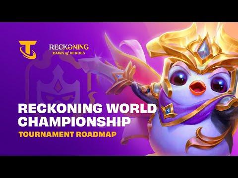 Tournament Roadmap – Reckoning World Championship |Teamfight Tactics