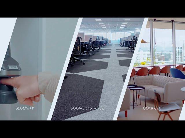 株式会社クラフ オフィス紹介動画