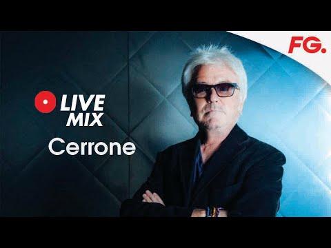 CERRONE   MIX LIVE   HAPPY HOUR   RADIO FG