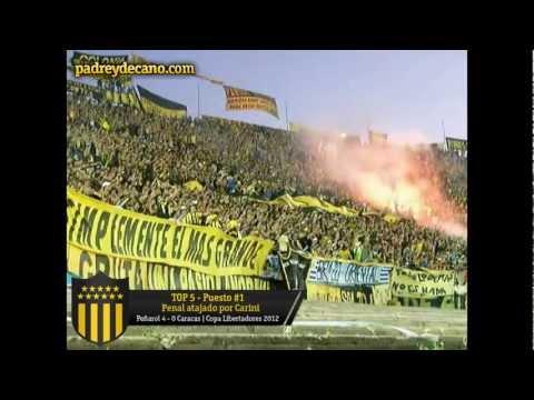 """""""TOP 5 Gritos de la Hinchada de Peñarol [2011/12]"""" Barra: Barra Amsterdam • Club: Peñarol"""
